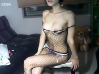 Pretty lady Korean live sex show on Webcam - amateur asian webcam