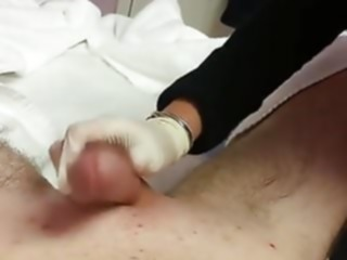 Asian lady waxing and massaging make dick cum amateur asian cumshot