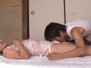 Fuck horny sleep mom - Yes I fucked her ! anal amateur asian