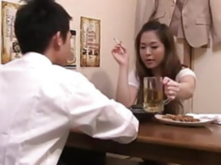 Minto Asakura - Invitation from my sexy Boss blowjob japanese creampie