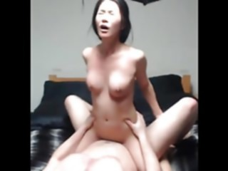 Asian Grinds for a Breeding amateur asian hd videos
