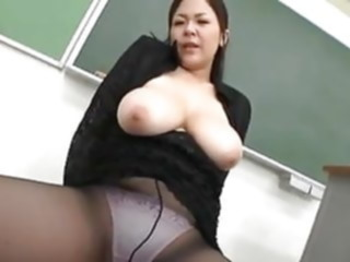 Yuki Sakurai - Sexy Japanese Teacher tits japanese teacher
